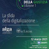 Il Festival della Giustizia: la sfida della digitalizzazione