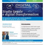 Studio legale e digital transformation