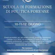 Scuola di Formazione di Politica Forense