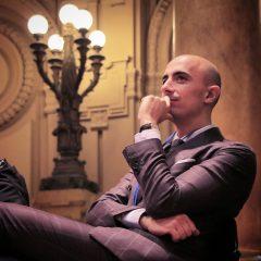 Il saluto dell'Avv. Alessandro Nicolini, presidente di AIGA Genova nel biennio 2019-2021