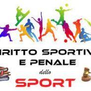 """Corso di perfezionamento in """"DIRITTO SPORTIVO E PENALE DELLO SPORT"""" (IV edizione)"""